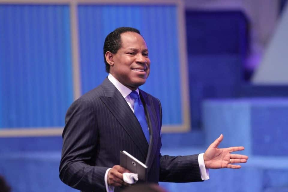 5. Pastor Chris Oyakhilome - Net worth $50 million