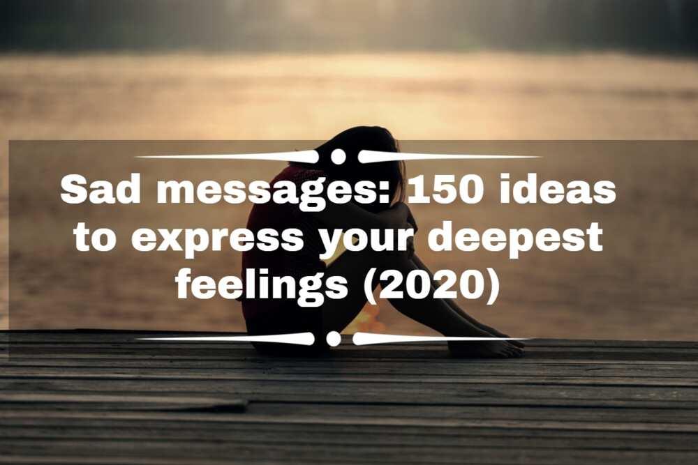 sad messages