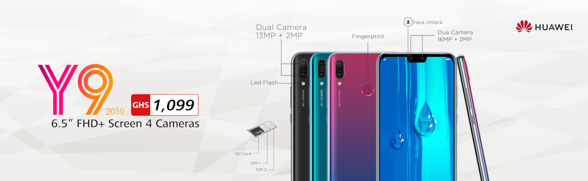 Huawei overtakes Apple in Global Smartphone Shipments in third quarter of 2018