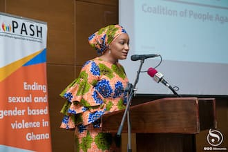 National response to sexual violence must be proactive — Samira Bawumia