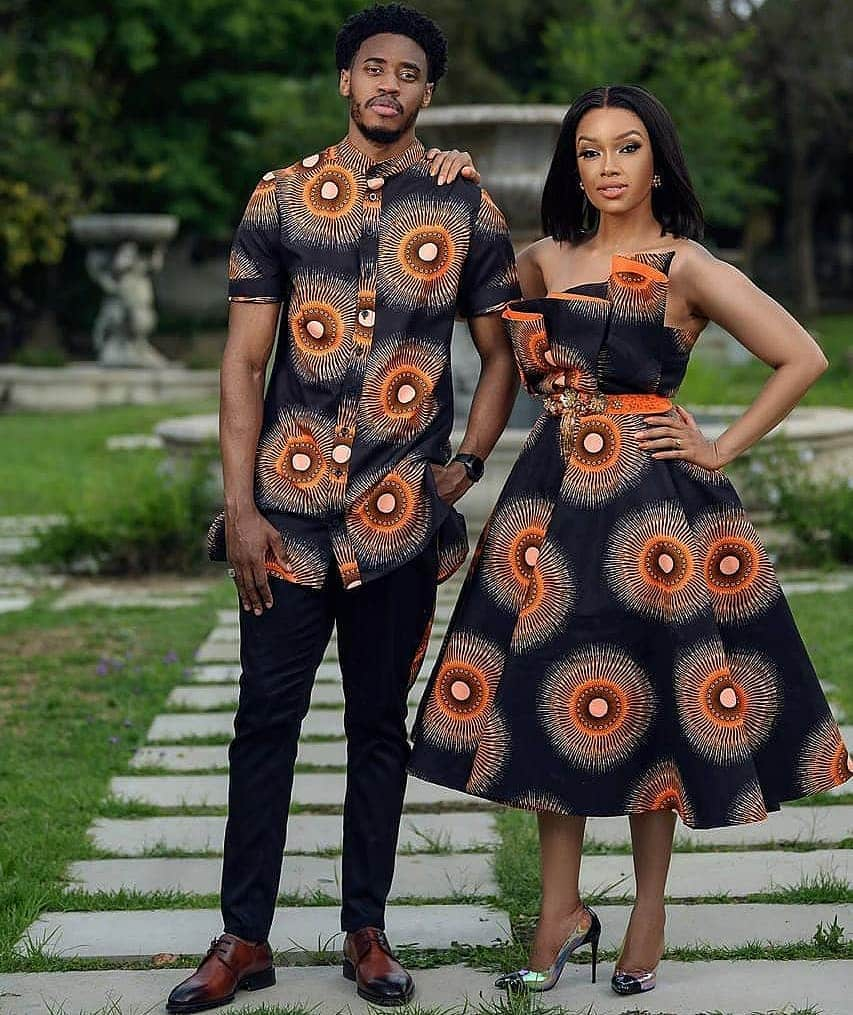 Ghanaian fashion dresses: Top trending in 2021 (photos) ▷ Ghana news |  YEN.COM.GH