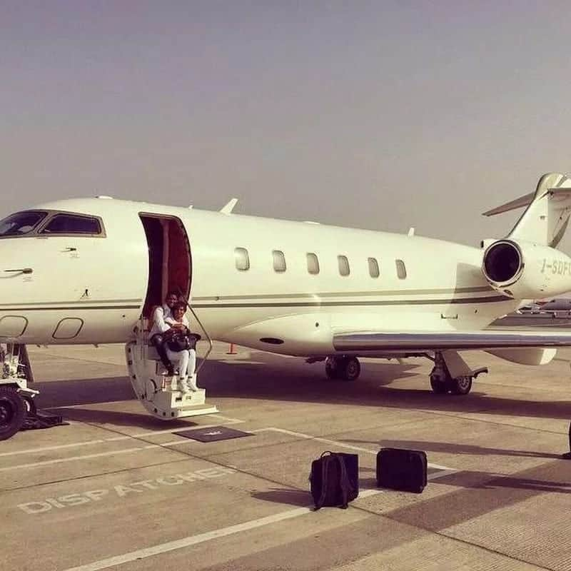 Sulley Muntari & 3 other African football stars who own private jets (Photos)