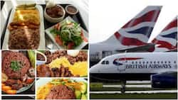 Ghanaians sign petition demanding British Airways to serve waakye, gob3 on the plane