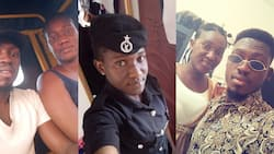 Damongo policewoman's boyfriend attempted to take his life in Obuasi - New audio confirms