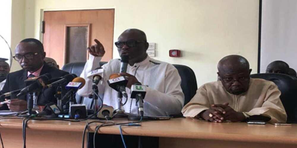 Defend yourselves! Nigerian leader says after GUTA closes 150 shops
