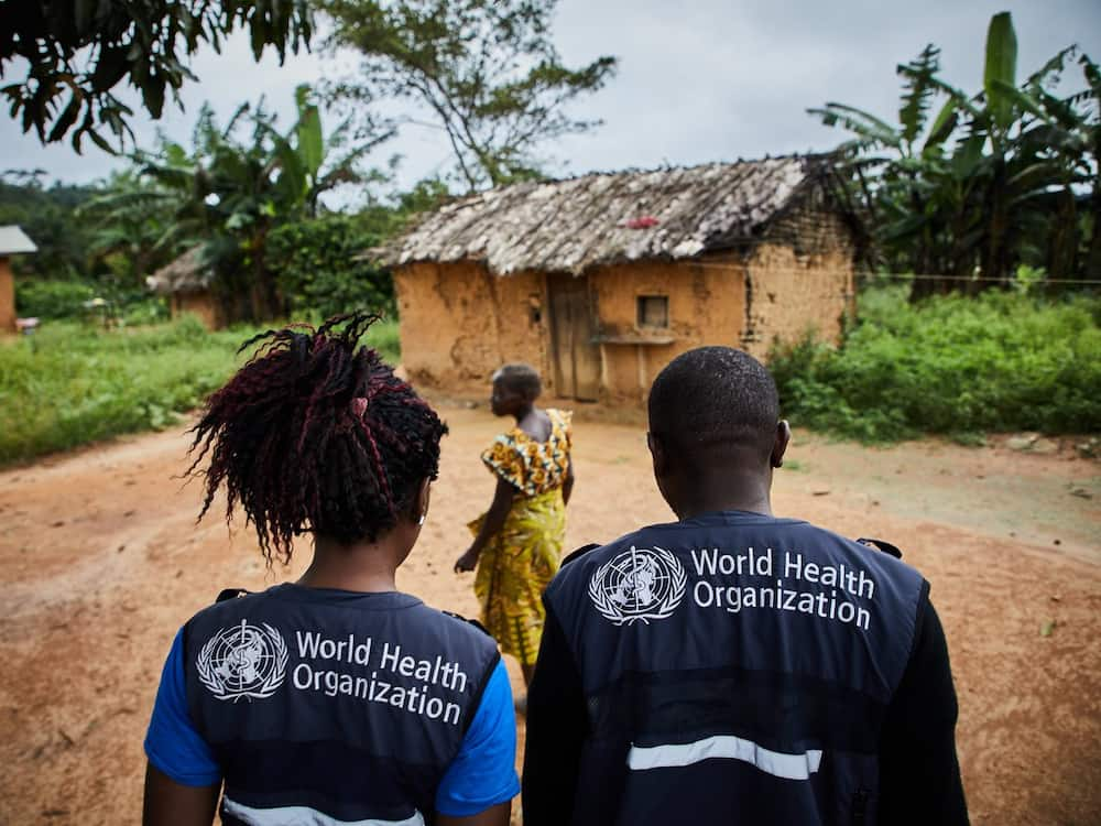 WHO reports new Ebola case in DRC