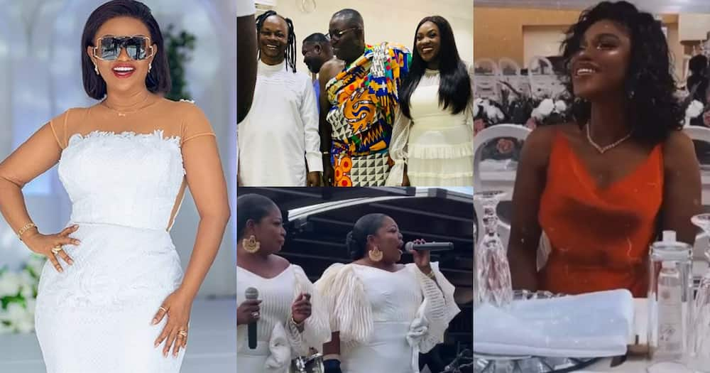 Cindy Ofori Sarpong wedding: List of Ghanaian stars who attended