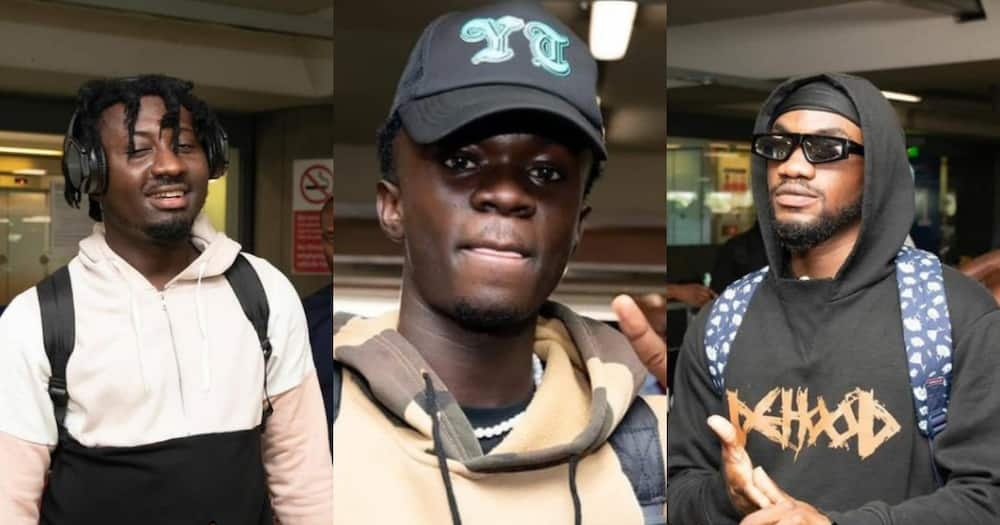 Party In The Park: Video and photos drop as Ghanaian stars storm UK ahead of event