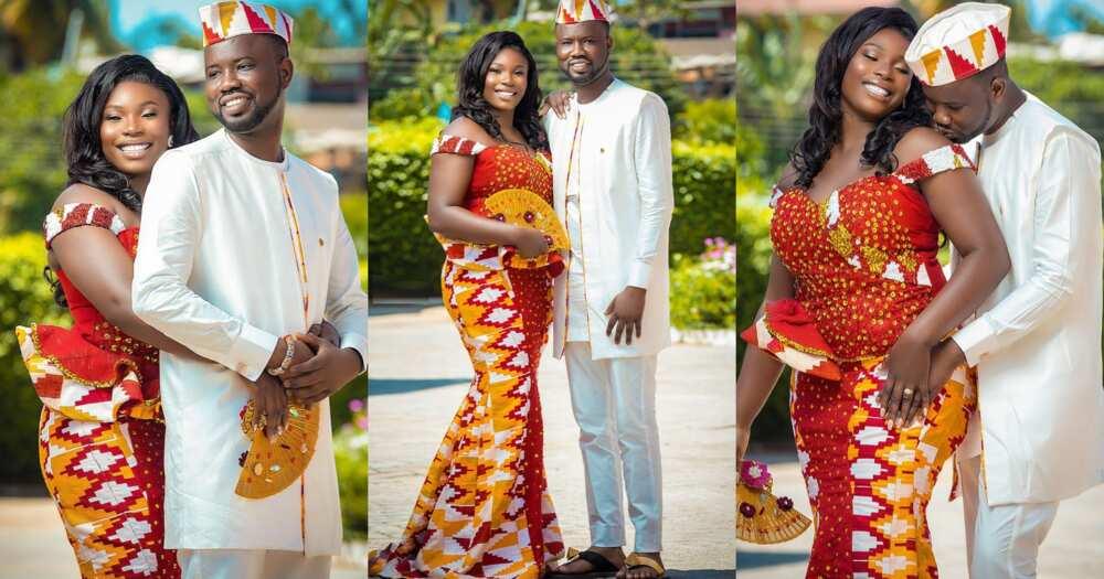 Blogger Phylx Akakpo's wedding