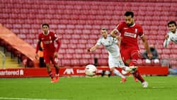 Mohamed Salah scores hat-trick as Liverpool cruise to victory in 7 goals thriller against newly promoted side
