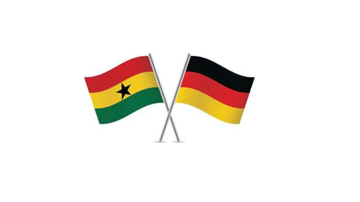 How to contact German embassy Ghana