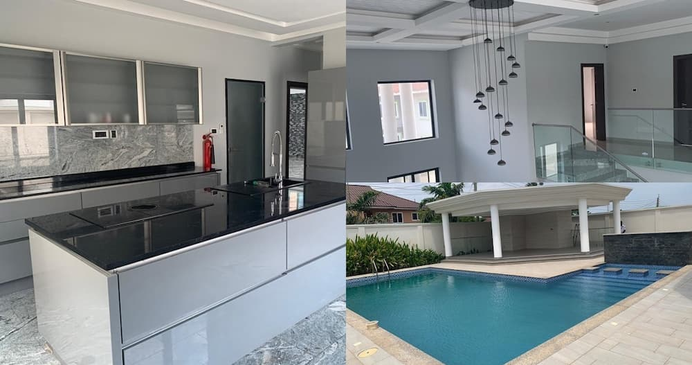 East Legon house going for GHc 38.5k a month