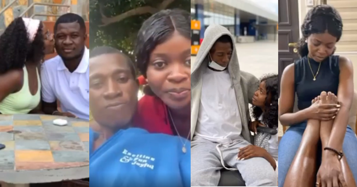 Ray Style's fiancée shares video being with him through thick and thin
