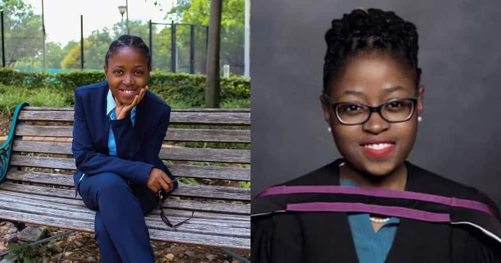 """""""Forever grateful"""" - Lady thanks SA for helping her get master's degree"""