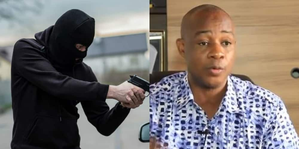 Do not look at armed robbers during attack; they will kill you - Security analyst