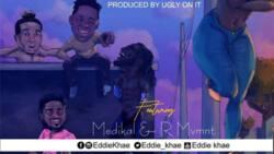 Eddie Khae - Speak In Tongues ft Medikal & Rmvmnt: video, mp3, lyrics and facts