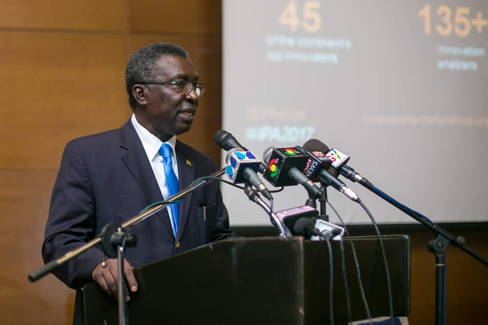 Minister on weekdays; heart surgeon on weekends: The story of Prof Kwabena Frimpong Boateng