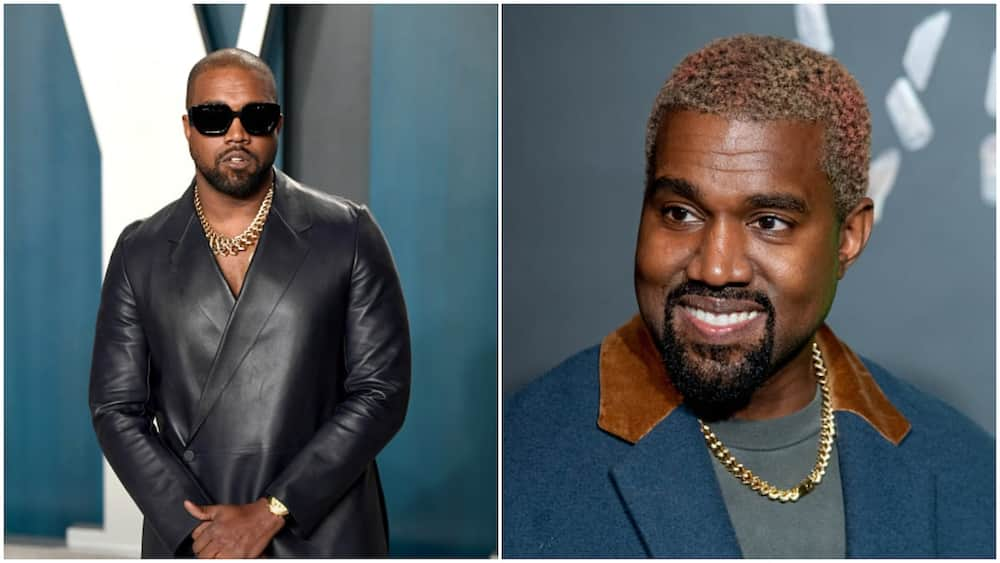 Forbes names Kanye West Becomes the Richest Black Man in America, He's Worth N2.5trn