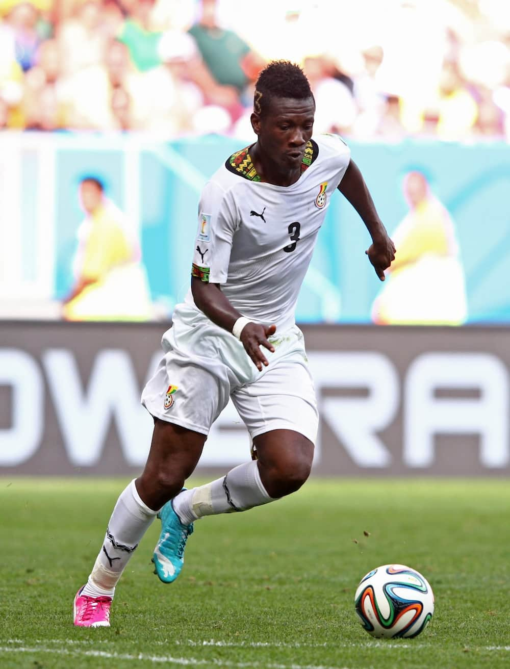 Wadi Degla speaks about Asamoah Gyan's move to the club