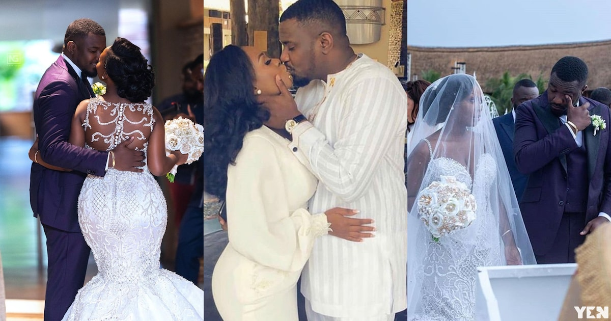 7 unseen photos that prove Dumelo's wife is the happiest woman on earth now