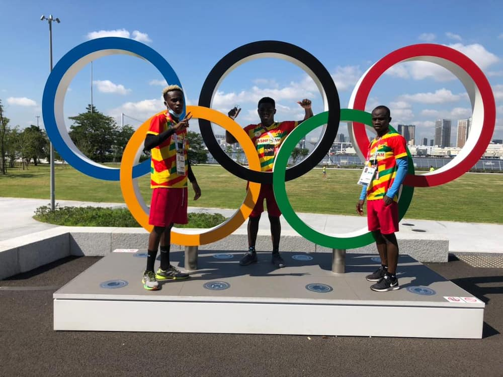 Tokyo 2020: Ghana's Boxing trio progress to last 16 after drawing bye