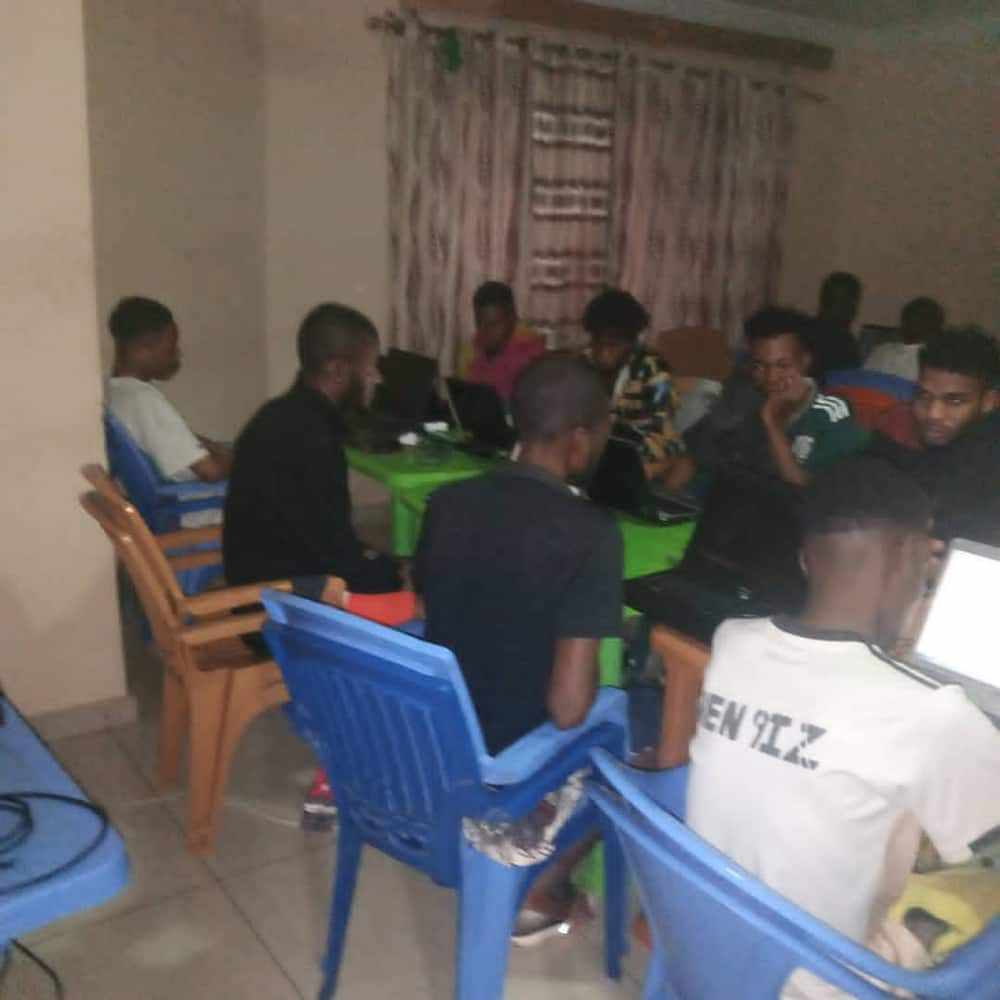 Nigerian human trafficking syndicate busted at Spintex by Accra Police