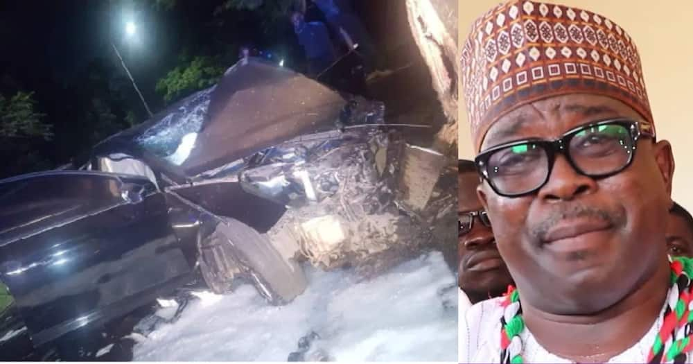 KNUST Accident: Nalerigu MP Loses Son In Final Year In Medical School