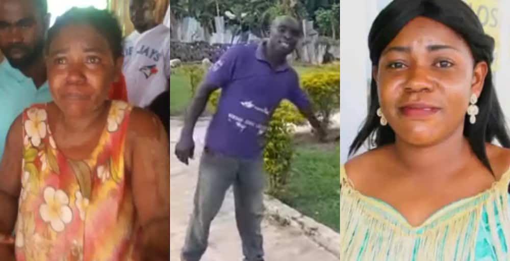 Josephine Panyin Mensah: Carpenter who Found Missing Pregnant Woman Describes how it all Happened in Video