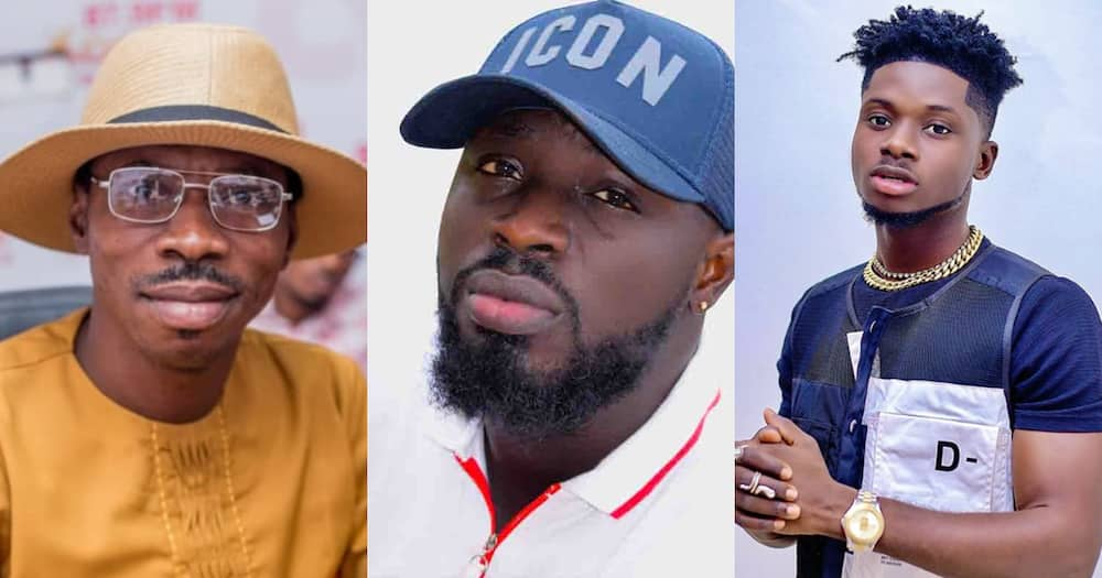 Kuami Eugene and Kwame Yogot stole my song: Evangelist alleges