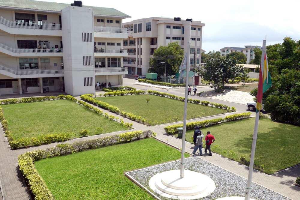 Accra Technical University courses
