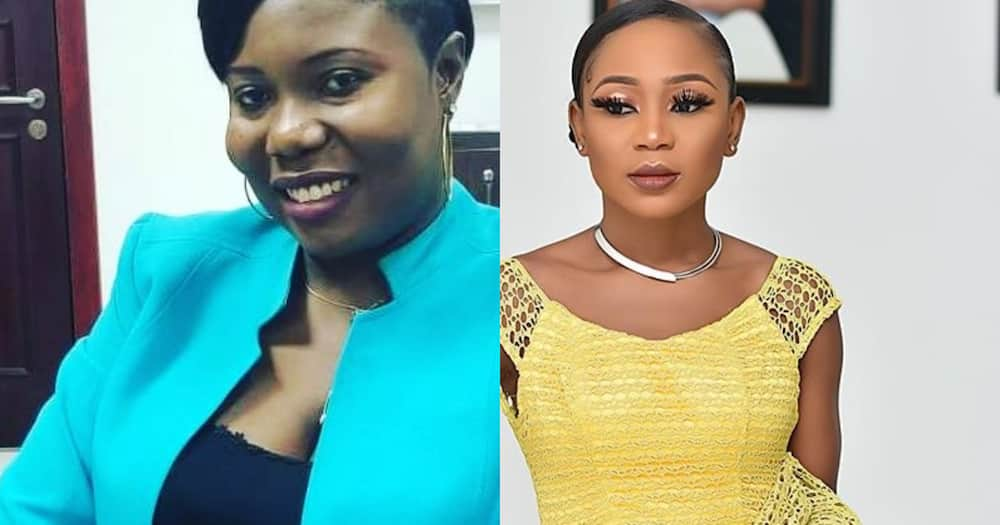 The decision of Akuapem Poloo's manager lead to her prison sentence - Former Gender Minister