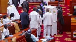 Voting for Speaker of Parliament restarts after 4 hours of casting only 2 ballots