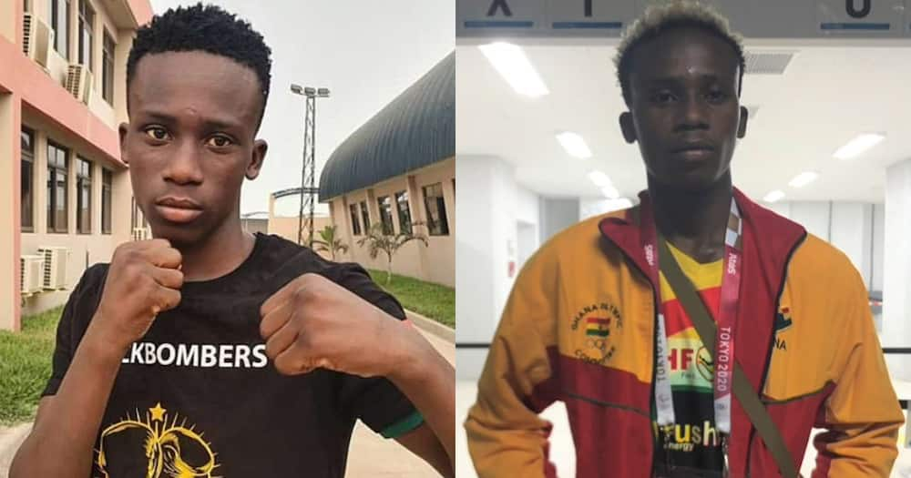 Tokyo 2020: Boxer Samuel Takyi says he is wild like an eagle, a lion and a cobra to win a medal for Ghana