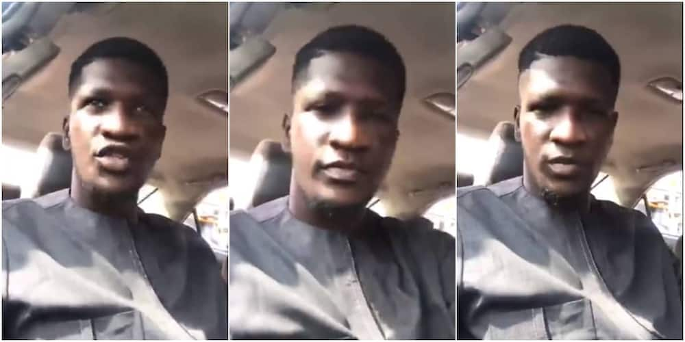 Nigerian man recounts how aboki stole his shoes while going to church