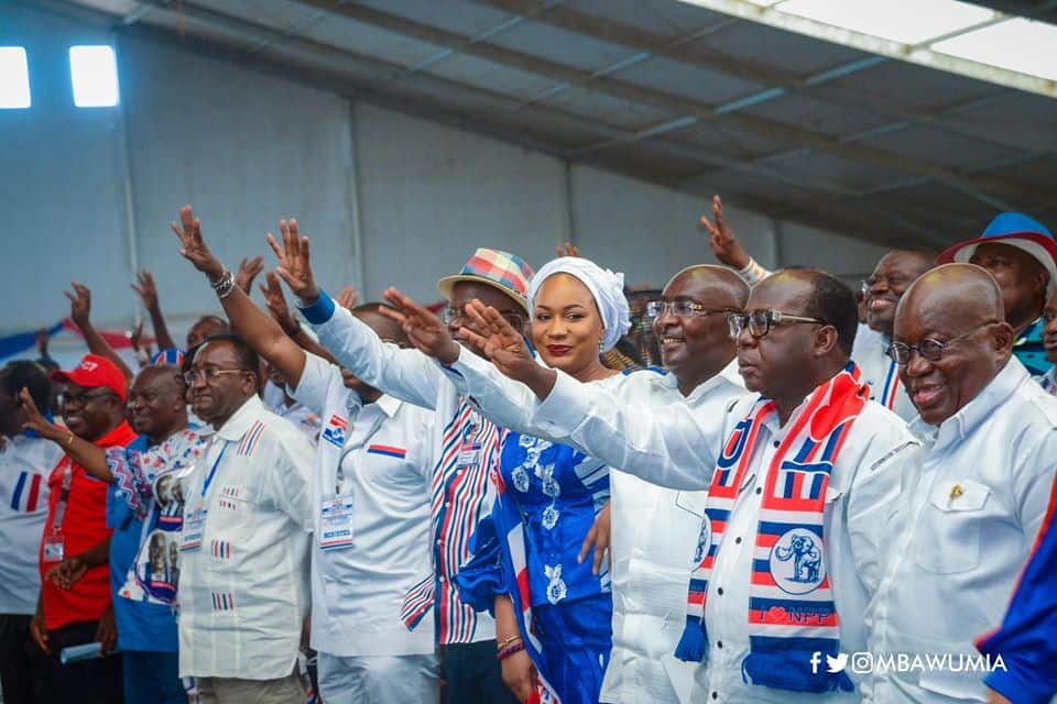 5 exciting promises Nana Addo & NPP promise to fulfill if they are given 4 more years