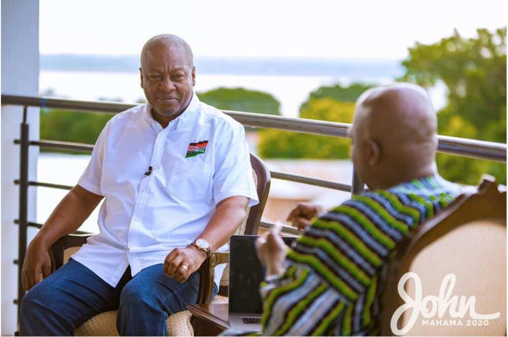 Akufo-Addo has lost control of NPP – Mahama