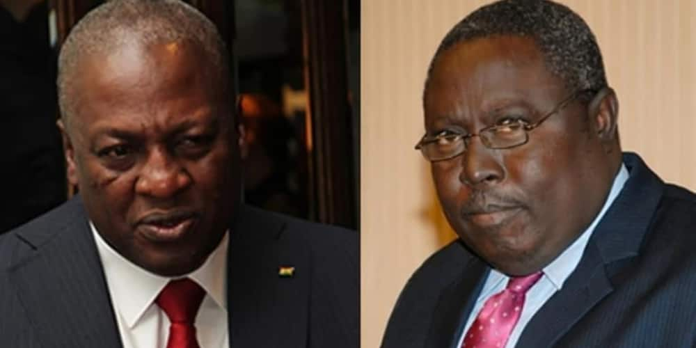 Come out boldly for me to interrogate you -Amidu calls out Mahama on Airbus scandal