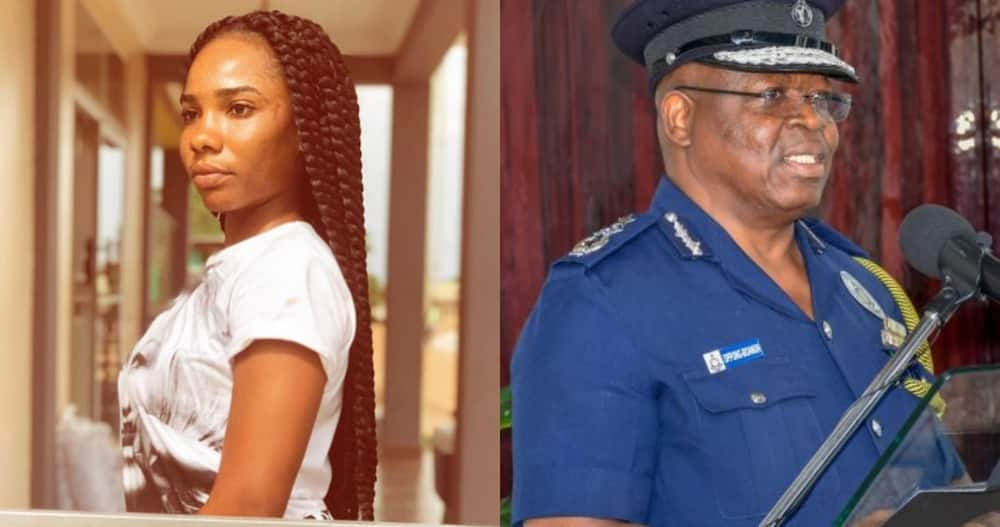 Police Respond to lady on Twitter After she Claimed Officers Attacked her Father