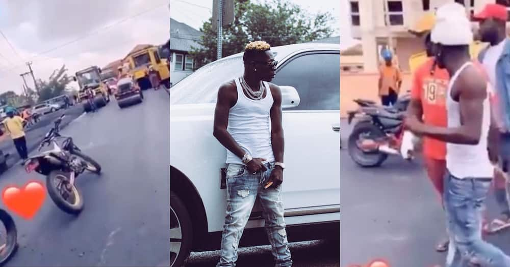 Did Shatta Wale Pay GHC4m To Road Contractor To Construct Road To His Office? Here Are The Full Facts