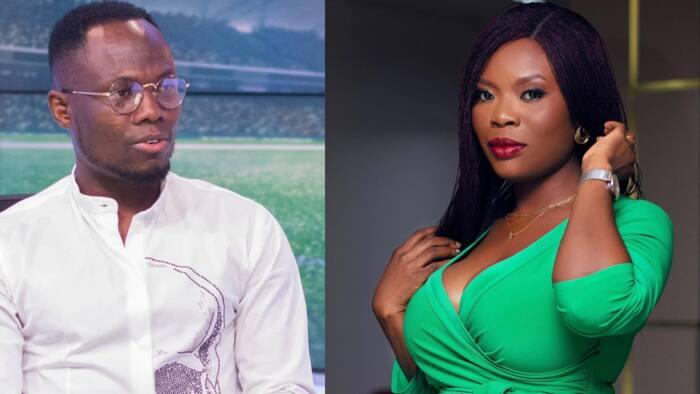 Black Stars midfielder Agyeman Badu finally speaks on rumours that he dated Delay