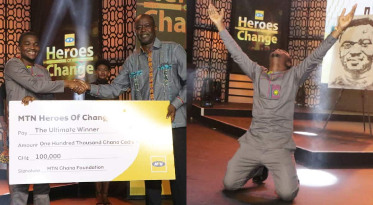 26-year-old science set inventor wins MTN Heroes of Change Season V