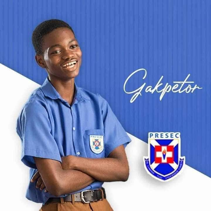 5 Adorable throwback photos of Gakpetor that show he has been outstanding all his life