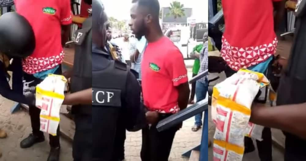 Man allegedly steals baby food in Accra