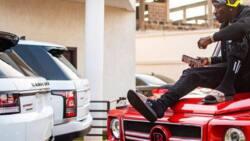 Shatta Wale set to buy $450,000 car; details drop