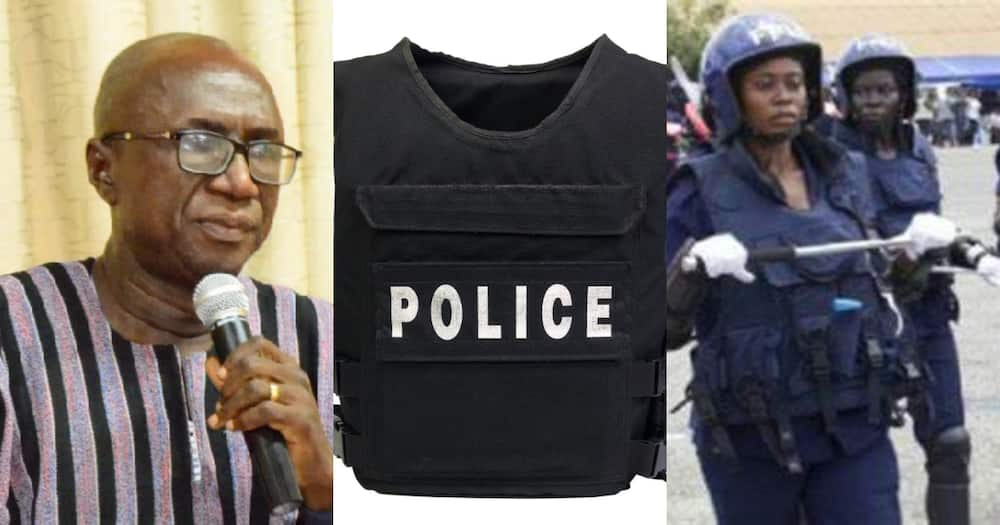 Bullet-proof vests, helmets will be provided for police to protect against attacks – Dery