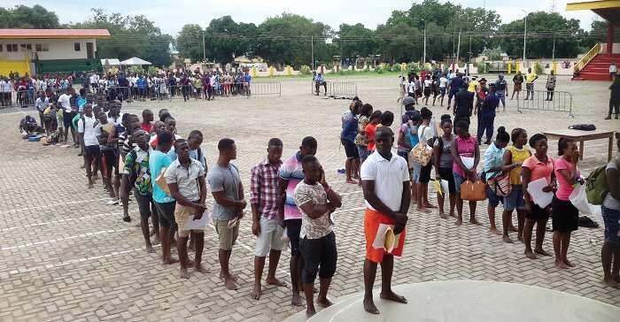 Ghana police service address