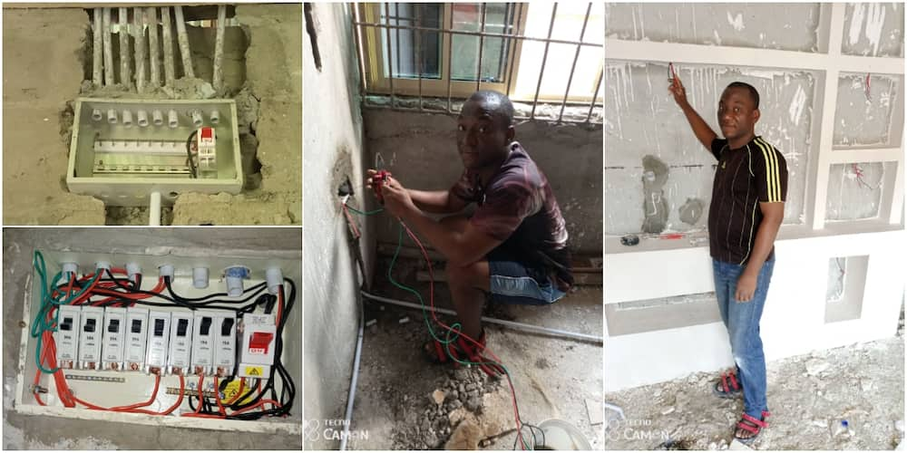 Man who Applied for Over 300 Jobs and Got Rejected by Some Wows Many after Sharing Photos of His Handwork