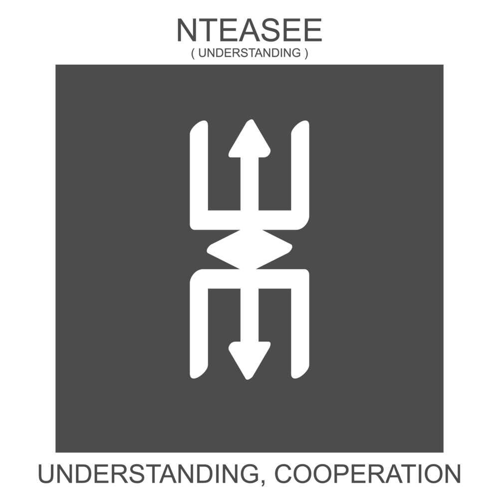 Adinkra symbols explained