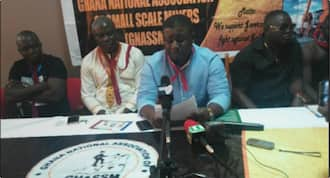 Lend us cash - Small scale miners to gov't after ban on their activities was lifted