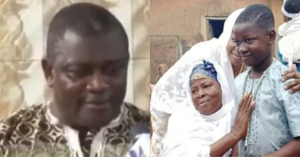 """""""It's hard for me; one of the suspects even eats at my house"""" - Father of the victim in Kasoa ritual murder"""